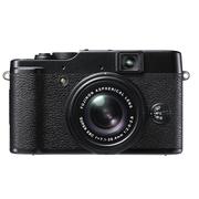 富士 X10 数码相机 黑色(1200万像素 2.8英寸液晶屏 4倍光学变焦 28mm广角)