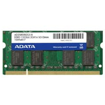 威刚 4G DDR3 1333(笔记本专用)产品图片主图