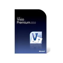 微软 Visio Premium 2010 简体中文 FPP产品图片主图