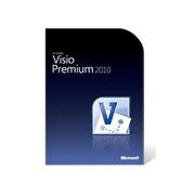 微软 Visio Standard 2010 英文 FPP