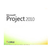 微软 Project Professional 2010 英文 Open License