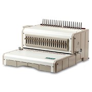 千页百汇 电动胶圈图文装订机DC160