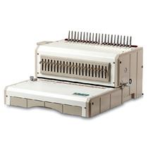千页百汇 电动胶圈图文装订机DC160产品图片主图