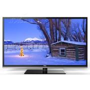 TCL L39E5000-3D 39英寸窄边3D网络LED电视(黑色)