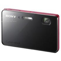 索尼 TX300 数码相机 黑色(1820万像素 3.3英寸液晶触摸屏 5倍光学变焦 26mm广角)产品图片主图