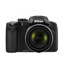 尼康 P510 黑色(F3.0 1605万像素 42倍光变 24mm广角))产品图片主图