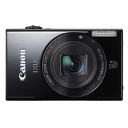 佳能 IXUS510 HS 数码相机 黑色(1010万像素 3.2英寸触摸液晶屏 12倍光学变焦 28mm广角)