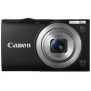 佳能 A4000 IS 数码相机 黑色(1600万像素 3英寸液晶屏 8倍光学变焦 28mm广角)
