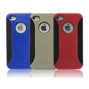 班德 iPhone4/4S 双层双色保护套