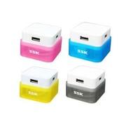 飚王 彩晶 USB HUB  SHU020