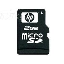 惠普 Micro SD卡(2GB)产品图片主图
