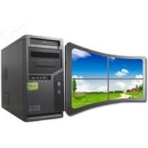 康自由 四屏电脑工作站 六核 统帅4产品图片主图