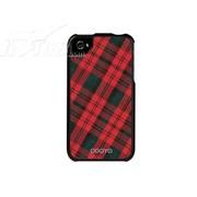 ODOYO iPhone 4/4S 格子系列保护套爱丁堡款