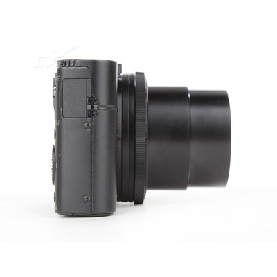 索尼 DSC-RX100 数码相机 黑色(2020万像素 3英寸液晶屏 3.6倍光学变焦 28mm广角)  产品图片2