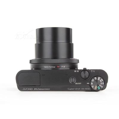 索尼 DSC-RX100 数码相机 黑色(2020万像素 3英寸液晶屏 3.6倍光学变焦 28mm广角)  产品图片5