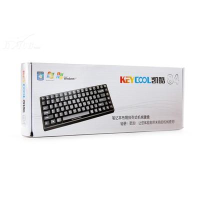凯酷 84版全无冲机械键盘产品图片2