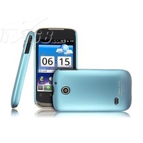 艾美克 华为C8650 M865超薄磨砂彩壳(蓝色)产品图片主图