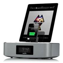 飞利浦 DC390 双接口时钟收音机(带遥控器)产品图片主图