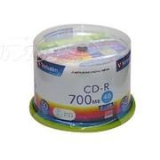 威宝 DVD+R 48速(50片盒装/700/彩虹)
