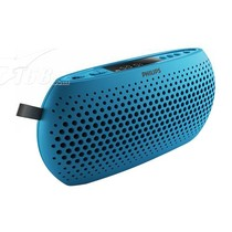 飞利浦 SBM130BLU 插卡音箱(蓝色)产品图片主图