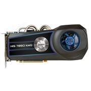 基恩希仕 7850 IceQ Turbo X 2GB GDDR5冰酷极速版