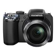 奥林巴斯 SP-820UZ 数码相机 黑色(1400万像素 3英寸液晶屏 40倍光学变焦 22.4mm广角)