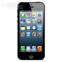 苹果 iPhone5 16G联通3G手机(黑色)WCDMA/GSM非合约机产品图片主图