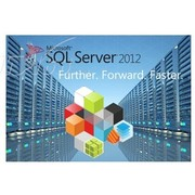 微软 SQL Server 2012 OLP NL 企业版(4核CPU)