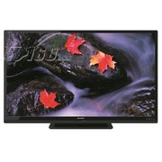 夏普 LCD-32NX115A 32英寸高清LED电视(黑色)