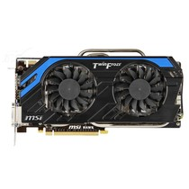 微星 N660 HAWK 1085/6008MHz 2G/192bit DDR5 PCI-E显卡 产品图片主图