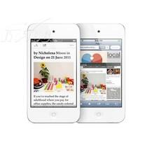 苹果 iPod touch4 白色(16G)产品图片主图