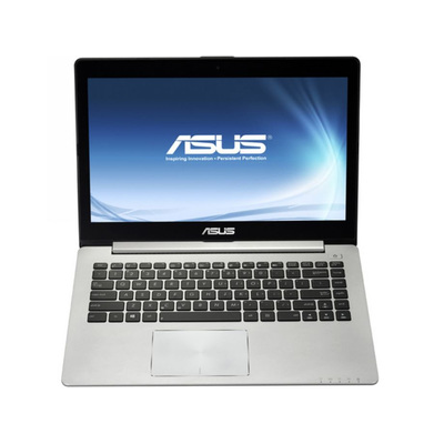 华硕 S400E3317CA 14英寸超极本(i5-3317U/4G/500G+24G SSD/HD4000核显/Win8/黑色)产品图片3