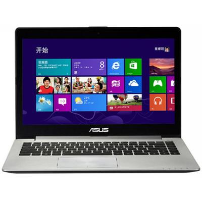 华硕 S400E3317CA 14英寸超极本(i5-3317U/4G/500G+24G SSD/HD4000核显/Win8/黑色)产品图片4