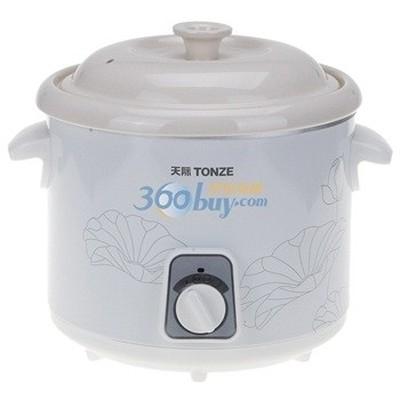 天际 DDG-30N 3升 陶瓷电炖锅 白色产品图片1
