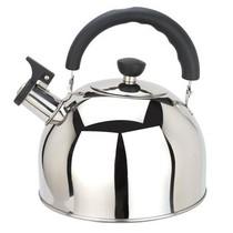 美厨 乐厨系列4升不锈钢哑光水壶MS004Y产品图片主图