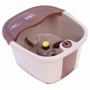 好福气 JM-803 洗脚盆热浪恒温加热养身泡脚按摩足浴器(足浴盆)