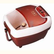 好福气 JM-9288 洗脚盆热浪恒温遥控加热养生按摩足浴器(足浴盆)