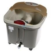 好福气 JM-6188 洗脚盆热浪恒温遥控加热养生泡脚按摩足浴器(足浴盆)