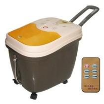璐瑶 LY-215 双排电动按摩轮 足浴按摩器(足浴盆)产品图片主图