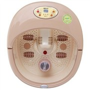美妙 抑菌足浴盆 MM-01-H(手提+药盒+按摩轮)