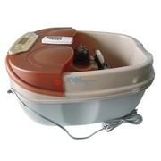 好福气 JM-9838 洗脚盆热浪恒温遥控加热养生泡脚按摩足浴器(足浴盆)