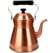 新光堂 copper100 金属高级礼品铜制2.5L水壶 IH-121