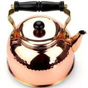 新光堂 copper100 金属高级礼品2.3L铜壶 IH-3517