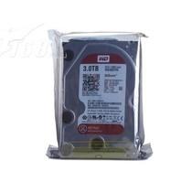 西部数据 3TB/7200转/64MB/SATA3/红盘(WD30EFRX)产品图片主图
