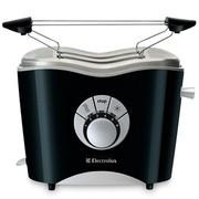 伊莱克斯 ETS3000 烤面包机(黑/银)