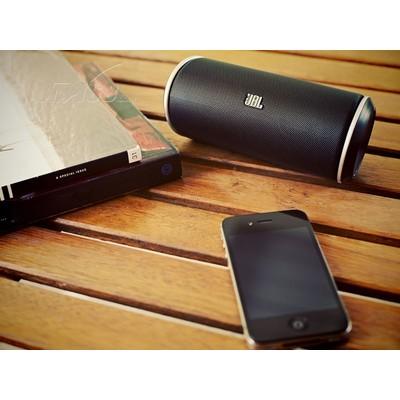 JBL FLIP 蓝牙音箱(黑色)产品图片3