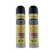 袋鼠 韩国 原装进口 家具护理喷蜡 地板蜡 清洁上光保护 DS-002 两支装