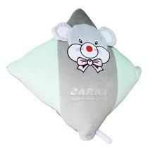 其他 佳露思/CARAX 欢乐鼠乐园苹果绿系列舒适抱枕/靠垫CR-AG328产品图片主图