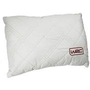 WRC 汽车靠垫 腰枕 腰靠 超柔软纤皮材质 A款白色