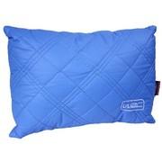 WRC 汽车靠垫 腰枕 腰靠 超柔软纤皮材质 A款蓝色